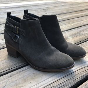 Sonoma Olive Ankle Booties